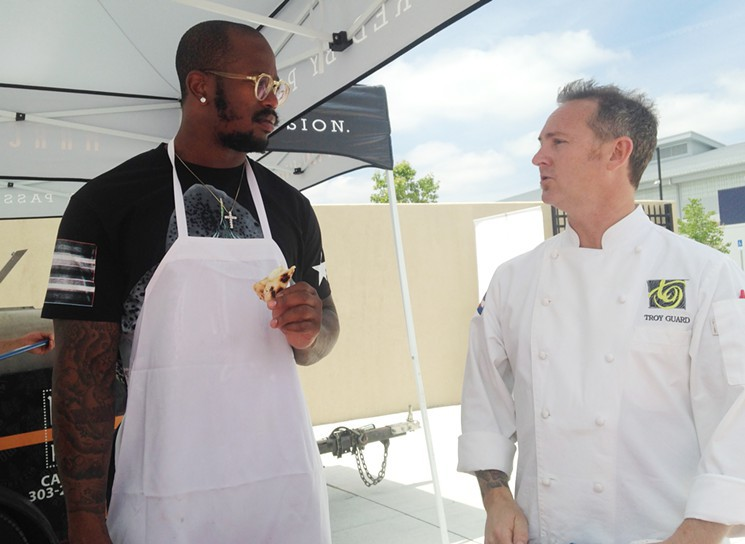 Don't Miss Out on the 2nd Annual Taste of the Broncos (Press Round Up)