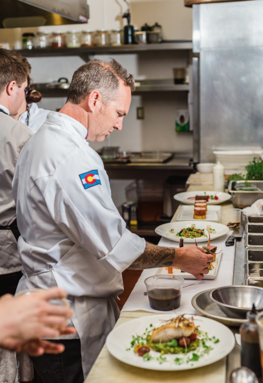 Top 100 Independent Restaurants in the State Capitals (FSR)