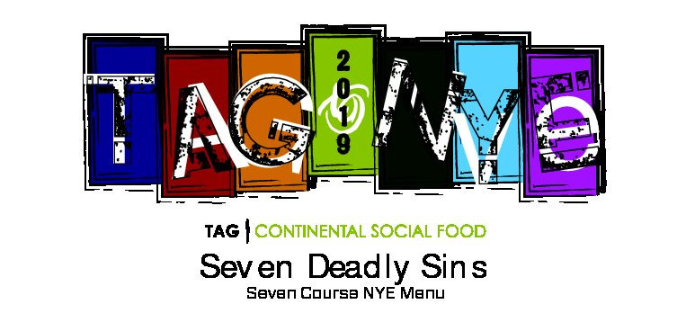 Seven Deadly Sins New Year's Eve at TAG