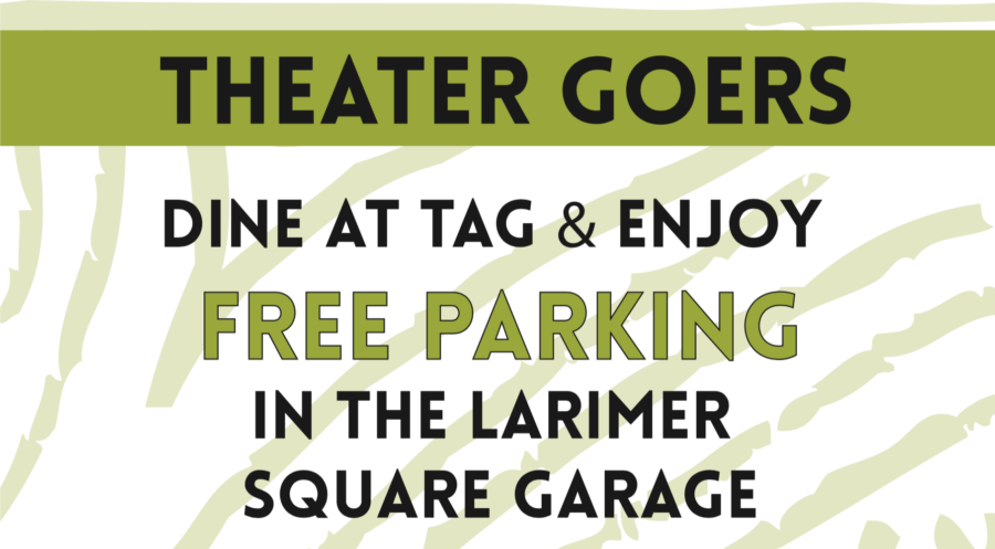 Free Parking for Theater Goers